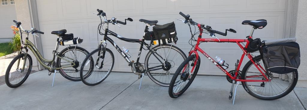 3E-Bikes