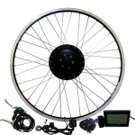 36 Volt Electric Bike Kit Geared Motor