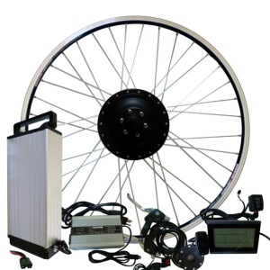 Complete 36 Volt Electric Bicycle Kit