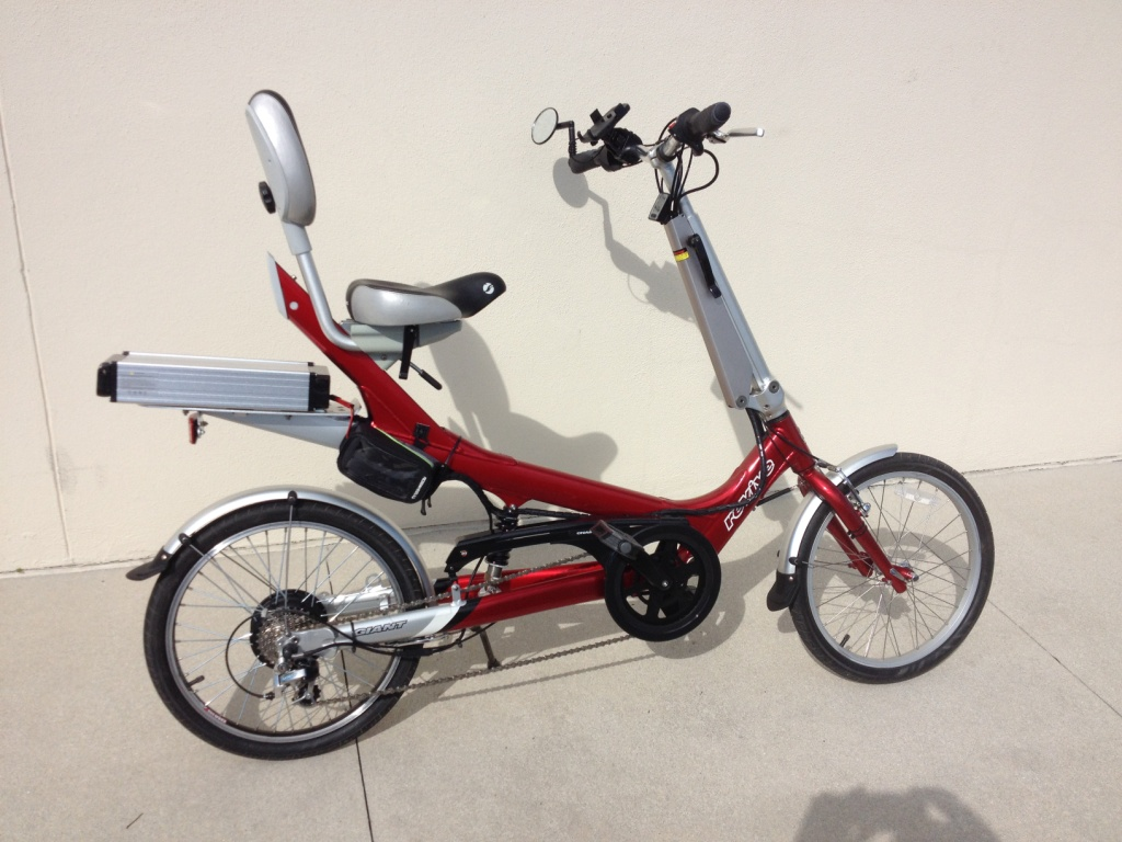 Giant Revive Electric Bicycle Electric Bike Solutions Llc