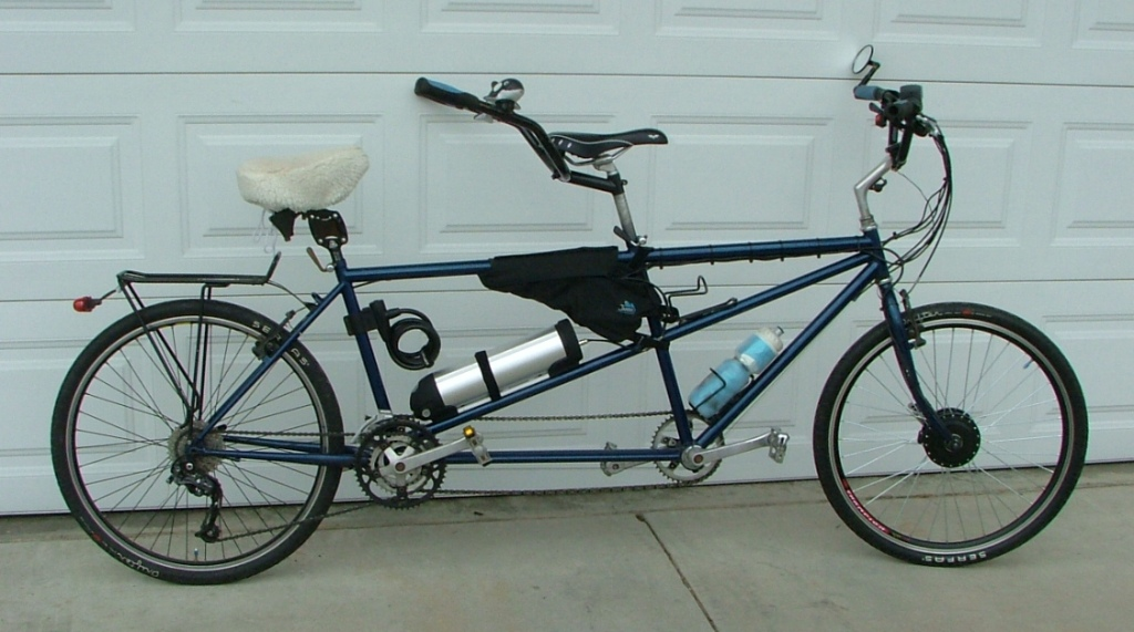 Tandem Electric Bicycle Electric Bike Solutions Llc