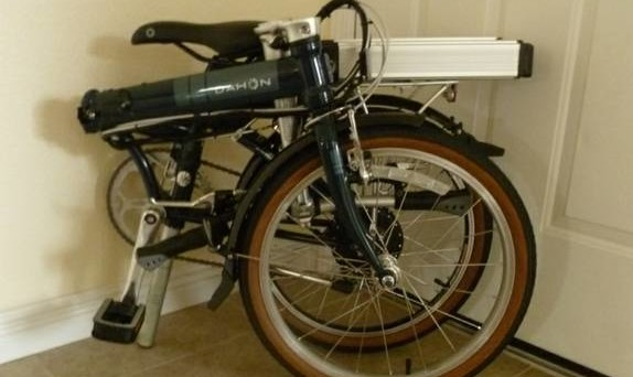 Folding Electric Bicycle conversion kit