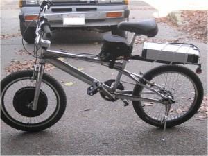 Bmx Electric Bicycle Build Electric Bike Solutions Llc