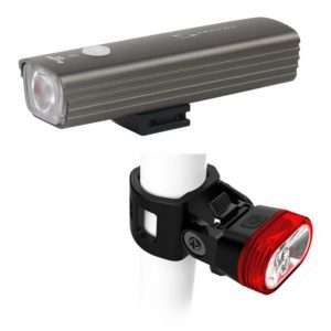 Bicycle Light Combo