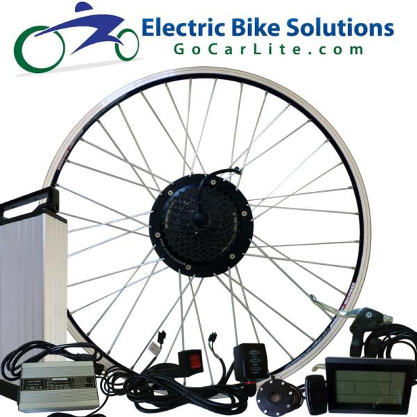 Electric Bicycle Kits - Electric Bike Solutions, LLC