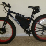 fat tire electric bicycle