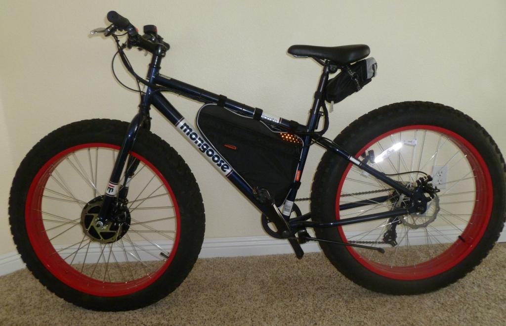 Electric Fat Tire Bike Electric Bike Solutions Llc