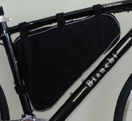52 volt lithium frame bag battery
