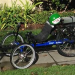 Electric Rover Trike