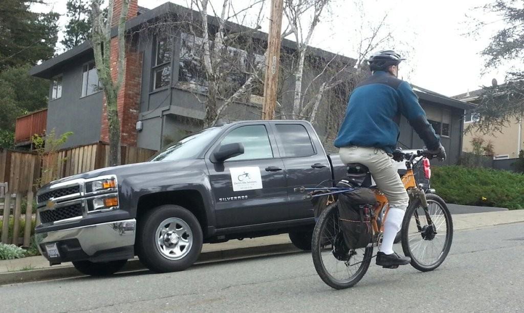Full Suspension Dual Motor Electric Bicycle