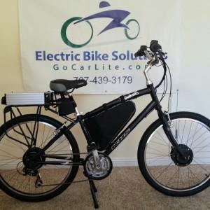 KHS Dual Motor Electric Bicycle