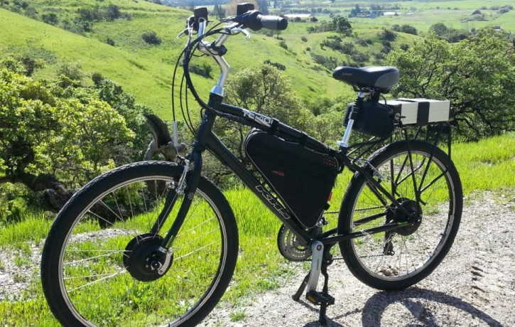 KHS TC 100 Electric Dual Motor Bicycle