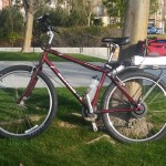 Schwinn Sierra Electric Bicycle