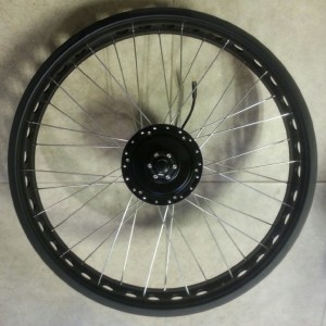Electric Fat Tire Motor Kit