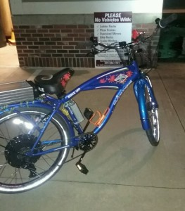 Kent Cruiser Electric Bike