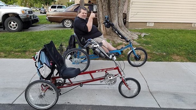 Electric Bike Kit Workmans Trike