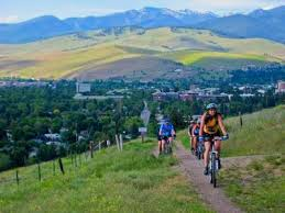 Missoula Biking