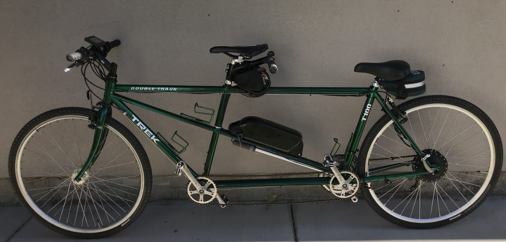 Electric Trek Tandem