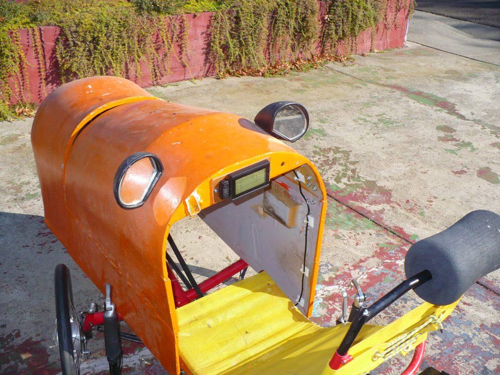 Greenspeed Trike Electric