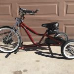 Electric Low Rider Trike 2