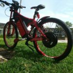 4000 watt e-bike