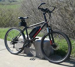 Electric Fuji Adventure 27.5 Bicycle - Stockton, CA 02/19